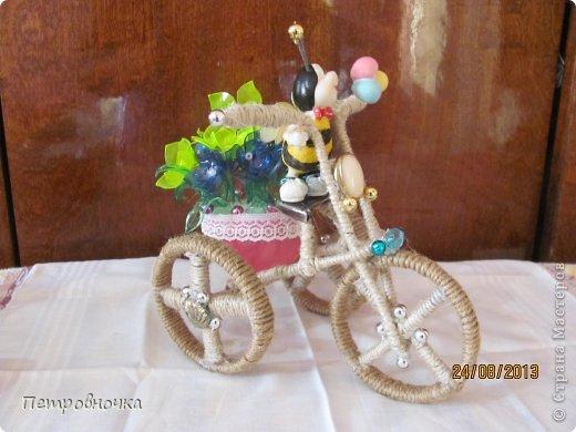 Мой велопарк растет,  растут затраты. фото 3