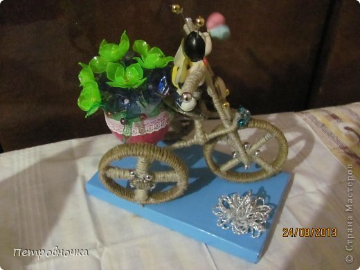 Мой велопарк растет,  растут затраты. фото 9