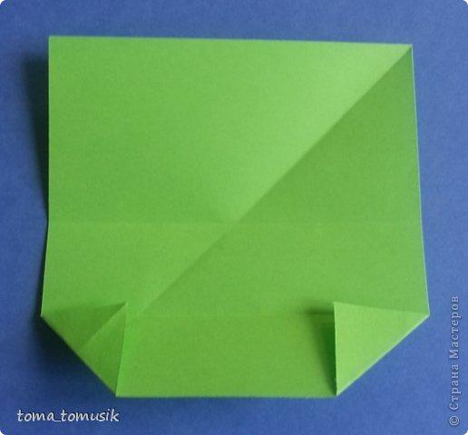 Мастер-класс Начало учебного года Оригами Подарки первоклассникам Бумага фото 8