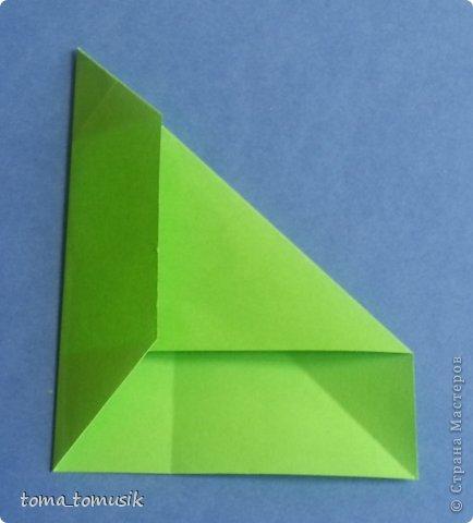 Мастер-класс Начало учебного года Оригами Подарки первоклассникам Бумага фото 10