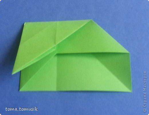 Мастер-класс Начало учебного года Оригами Подарки первоклассникам Бумага фото 11