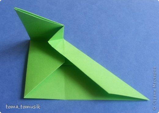 Мастер-класс Начало учебного года Оригами Подарки первоклассникам Бумага фото 12
