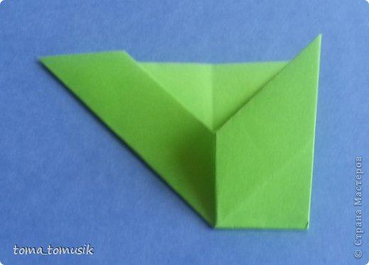 Мастер-класс Начало учебного года Оригами Подарки первоклассникам Бумага фото 13