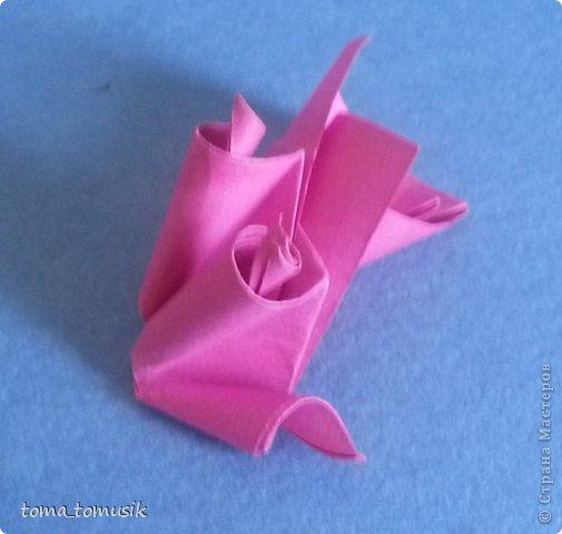 Мастер-класс Начало учебного года Оригами Подарки первоклассникам Бумага фото 47