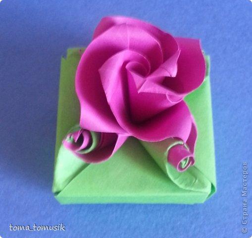 Мастер-класс Начало учебного года Оригами Подарки первоклассникам Бумага фото 49