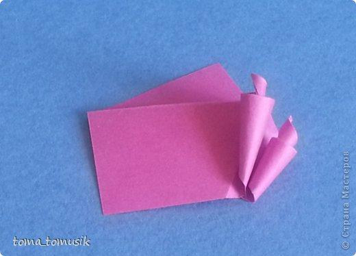 Мастер-класс Начало учебного года Оригами Подарки первоклассникам Бумага фото 42