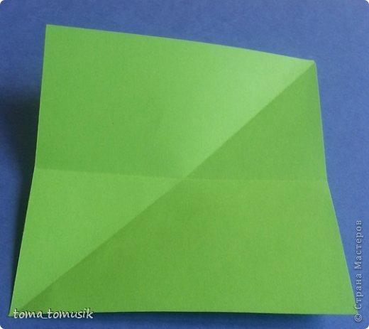 Мастер-класс Начало учебного года Оригами Подарки первоклассникам Бумага фото 6