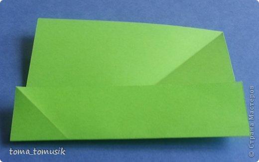 Мастер-класс Начало учебного года Оригами Подарки первоклассникам Бумага фото 7