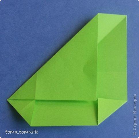 Мастер-класс Начало учебного года Оригами Подарки первоклассникам Бумага фото 9