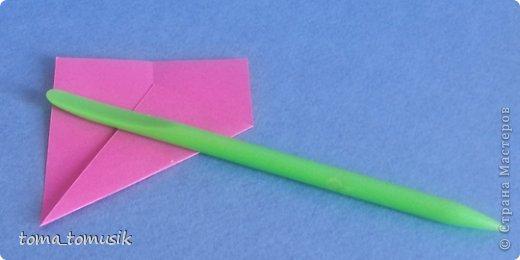 Мастер-класс Начало учебного года Оригами Подарки первоклассникам Бумага фото 36