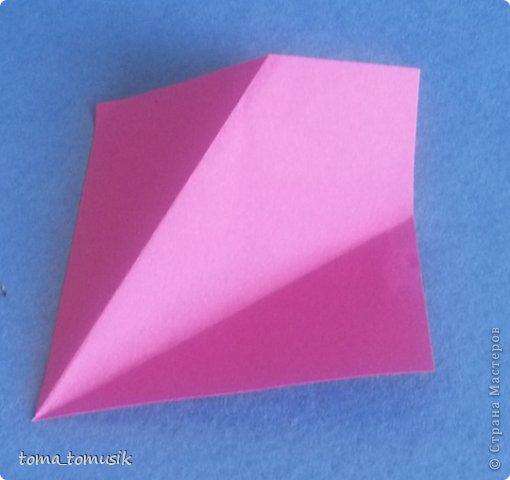 Мастер-класс Начало учебного года Оригами Подарки первоклассникам Бумага фото 37