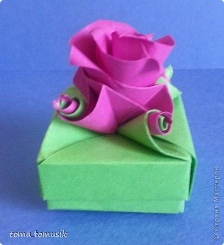 Мастер-класс Начало учебного года Оригами Подарки первоклассникам Бумага фото 3