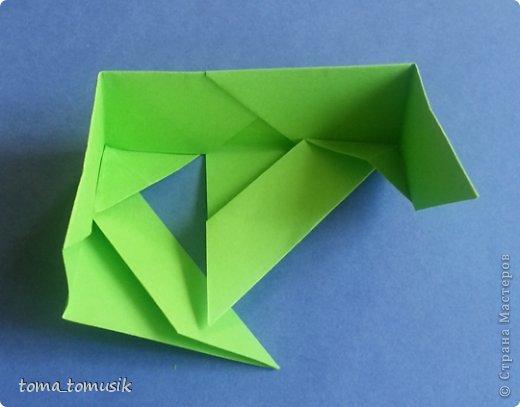 Мастер-класс Начало учебного года Оригами Подарки первоклассникам Бумага фото 15