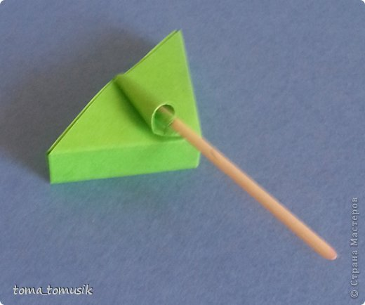 Мастер-класс Начало учебного года Оригами Подарки первоклассникам Бумага фото 30