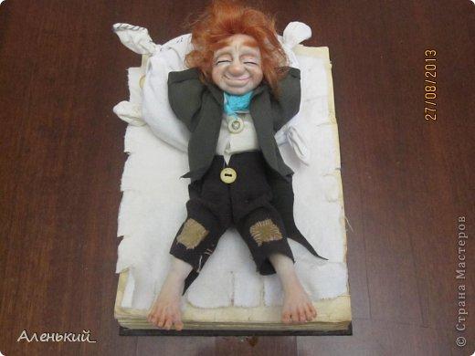 Куклы Мастер-класс Лепка Слепим вместе? Пластика фото 1