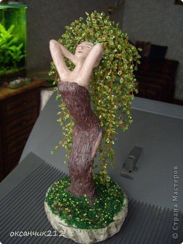 Дерево из бисера своими руками страна мастеров