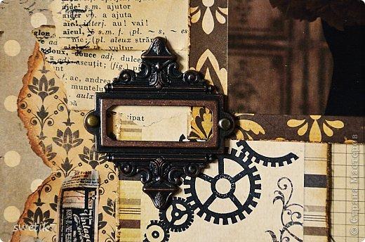 Скрапбукинг Аппликация Снова винтаж  Бумага фото 2