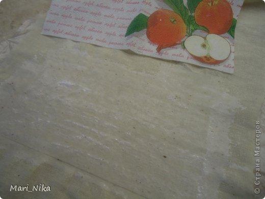 Декор предметов Мастер-класс Декупаж Шитьё Декупаж на ткани первый опыт Салфетки Ткань фото 3