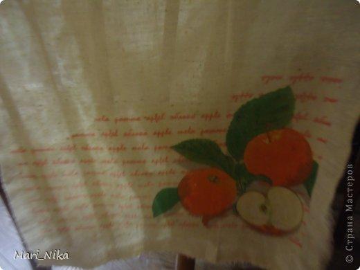Декор предметов Мастер-класс Декупаж Шитьё Декупаж на ткани первый опыт Салфетки Ткань фото 9