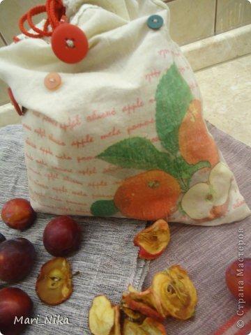 Декор предметов Мастер-класс Декупаж Шитьё Декупаж на ткани первый опыт Салфетки Ткань фото 16