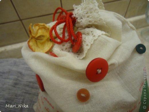 Декор предметов Мастер-класс Декупаж Шитьё Декупаж на ткани первый опыт Салфетки Ткань фото 15