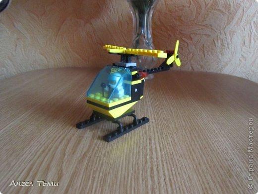 Лего как построить снегоход своими руками