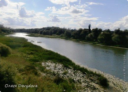 Доброго времени суток! В первый день осени добралась до летних фотографий. В июле мы были в Балашове.  Начну с Хопра - это главная достопримечательность  фото 1