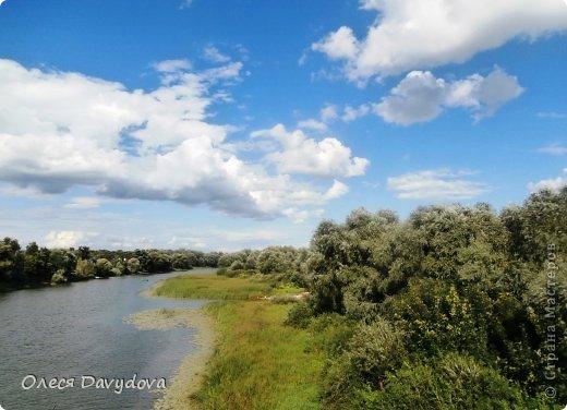 Доброго времени суток! В первый день осени добралась до летних фотографий. В июле мы были в Балашове.  Начну с Хопра - это главная достопримечательность  фото 10