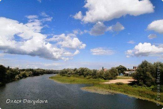Доброго времени суток! В первый день осени добралась до летних фотографий. В июле мы были в Балашове.  Начну с Хопра - это главная достопримечательность  фото 11