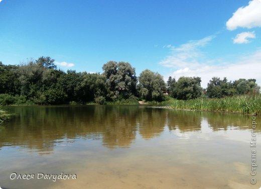 Доброго времени суток! В первый день осени добралась до летних фотографий. В июле мы были в Балашове.  Начну с Хопра - это главная достопримечательность  фото 12