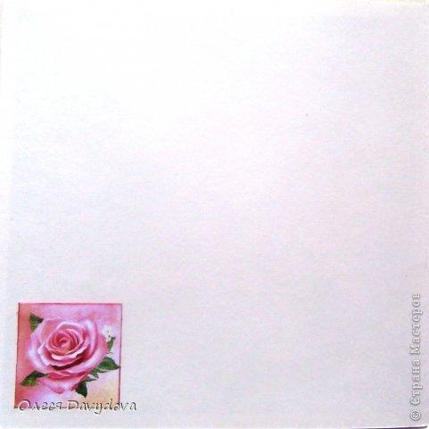 Всем привет! Я с двумя открытками. Очень редко делаю что-то нежное и розовое, предпочитая винтаж и мужскую тему, но на этот раз получилось следующее: фото 14