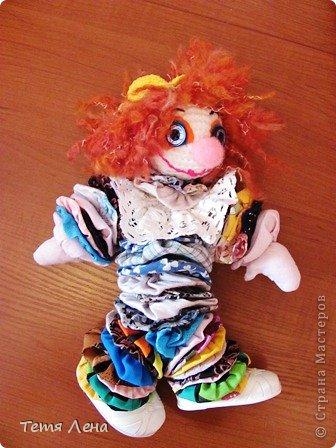Рыжий Клоун-жонглёр фото 2