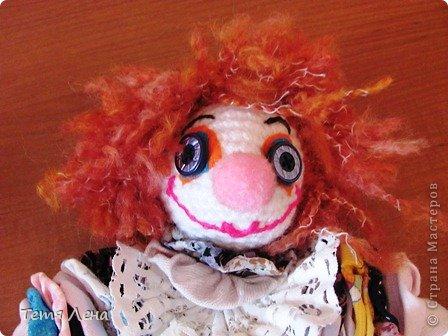 Рыжий Клоун-жонглёр фото 3