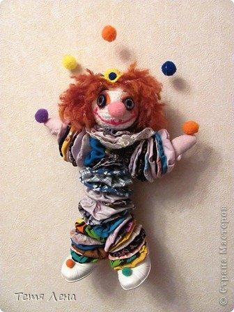 Рыжий Клоун-жонглёр фото 1