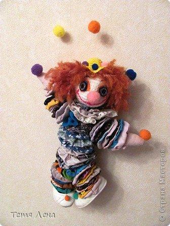 Рыжий Клоун-жонглёр фото 5