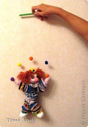 Рыжий Клоун-жонглёр фото 4