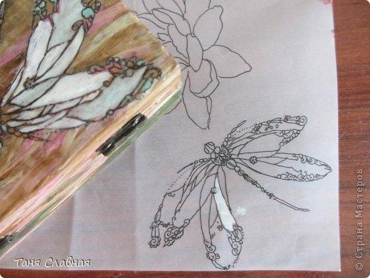 Декор предметов Мастер-класс Аппликация Декупаж Рисование и живопись Шкатулки с аппликацией из сухих лепестков Краска Листья Салфетки фото 17