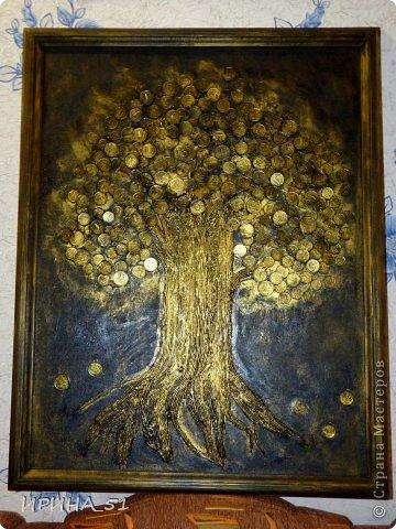 Размер 50*66 см Это деревце подарено моей мамочке.  Делала по МК https://stranamasterov.ru/node/578436?c=favorite фото 5