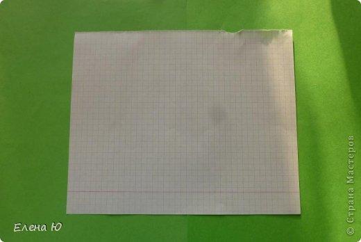 Это не шутка! Пролезь сквозь тетрадный лист возможно, если его правильно разрезать... фото 2