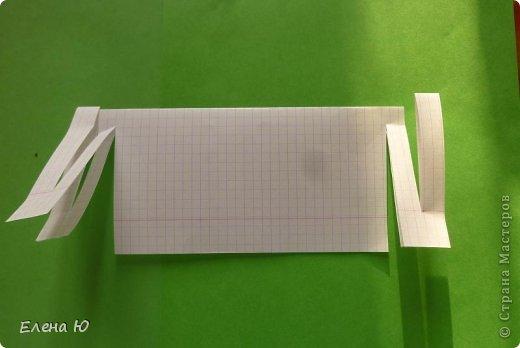 Это не шутка! Пролезь сквозь тетрадный лист возможно, если его правильно разрезать... фото 5