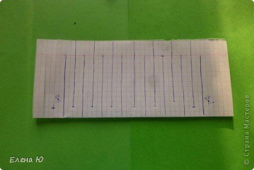 Это не шутка! Пролезь сквозь тетрадный лист возможно, если его правильно разрезать... фото 6