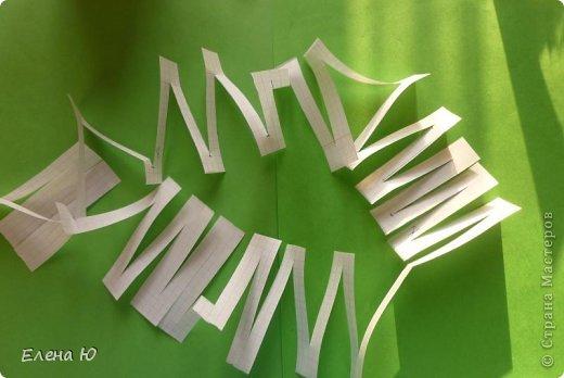 Это не шутка! Пролезь сквозь тетрадный лист возможно, если его правильно разрезать... фото 1