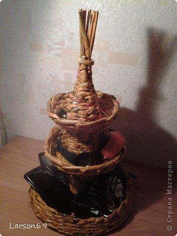 Фруктовница - конфетница - не по назначению, под всяко разное. фото 1