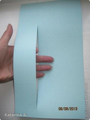 Мастер-класс Открытка Бумагопластика Квиллинг МК мужской открытки Бумага фото 4