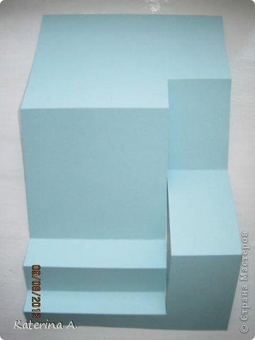 Мастер-класс Открытка Бумагопластика Квиллинг МК мужской открытки Бумага фото 7