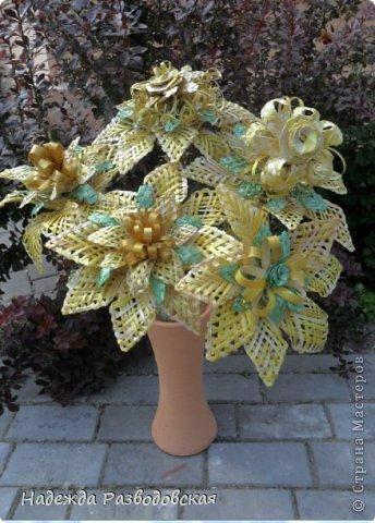 moya_solomka014 Поделки из соломы: плетение из соломки для начинающих, изделия своими руками