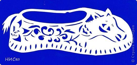 Картина панно рисунок Новый год Вырезание К году Лошади Бумага фото 11