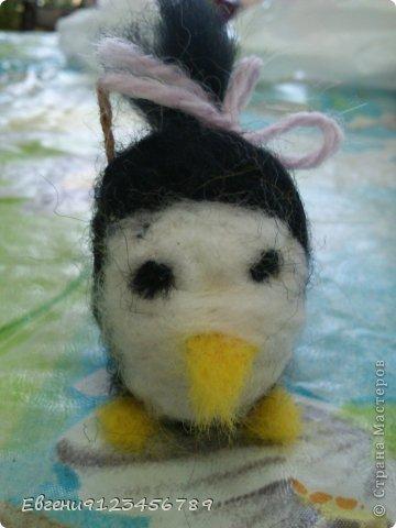 Сидела я в интернете и увидела обычное фото пингвина. фото 5