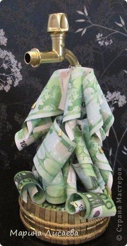 Здравствуйте, уважаемые жители СМ! Нечего тут комментировать. Просто из моего крана тоже потекли деньги и золотые слитки и прямо в золотую бочку!!! фото 3