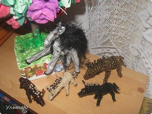 Игрушка Бисероплетение Шитьё Лошадки бывают разные Бисер Ткань фото 7